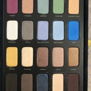 Disney cinderella eyeshadow palette